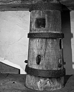 Ancient Wine Press Column by Richard Hinds