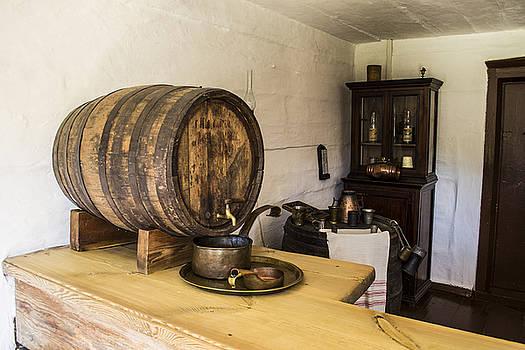 Ancient wine shop by Atul Daimari