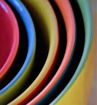 And A Dash of Color by John Glass