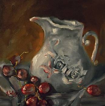 And A Few Grapes by Angela Sullivan
