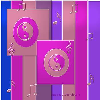 Rizwana Mundewadi - And Pink Yin Yang