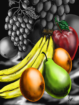 ...And Speaking Of Fruit... by Steve Farr
