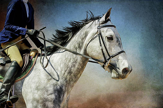 Andalucian Blue by Debby Herold