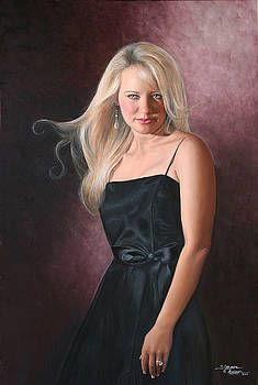 Anderson Painting Example SR 2 by Shirley Catherine Anderson