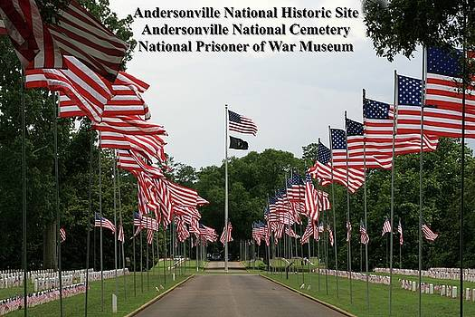 Andersonville National Park by Jerry Battle