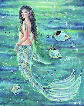 Andrina Mermaid by Renee Lavoie