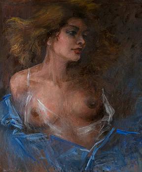Andromeda by Elisabeth Nussy Denzler von Botha