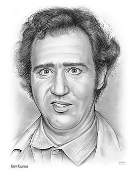 Andy Kaufman by Greg Joens