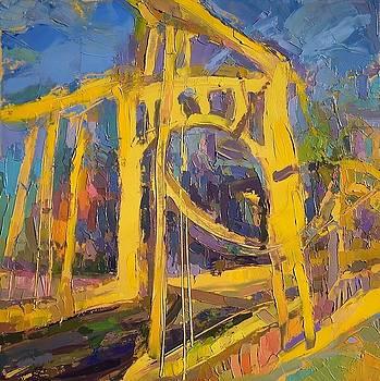 Andy Warhol Bridge  by Roland Kay