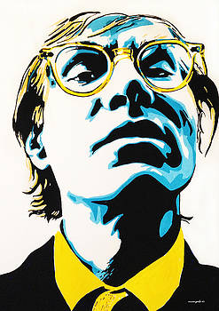 Andy Warhol part two. by Nancy Mergybrower