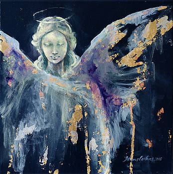Angel 1 by Dorina Costras