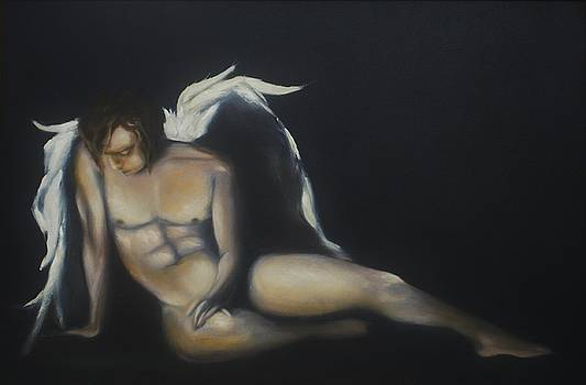 Angel 1 by Richard    J Thorpe