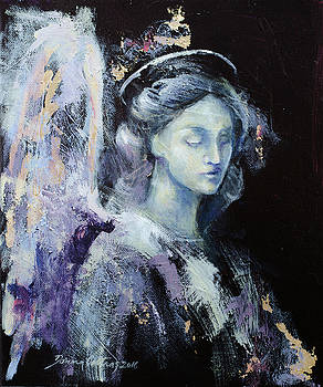 Angel 2 by Dorina Costras