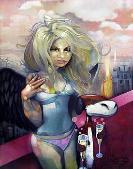 Angel by Adam Strange