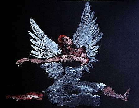 Angel  by Ana Bikic