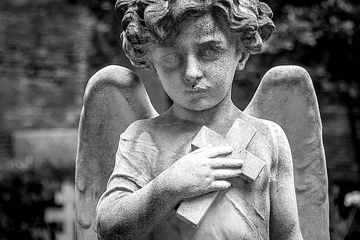 Angel and Cross by Sonny Marcyan