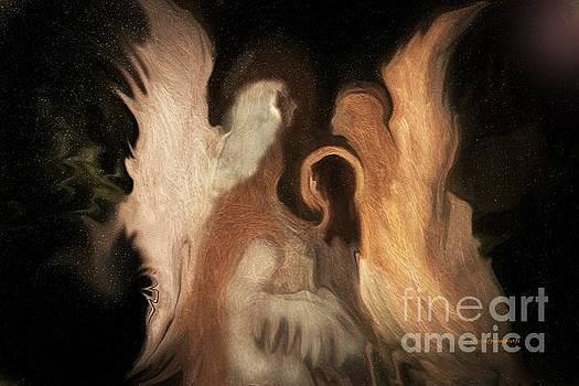 Angel Art Little Family Of Angels by Sherri's - Of Palm Springs