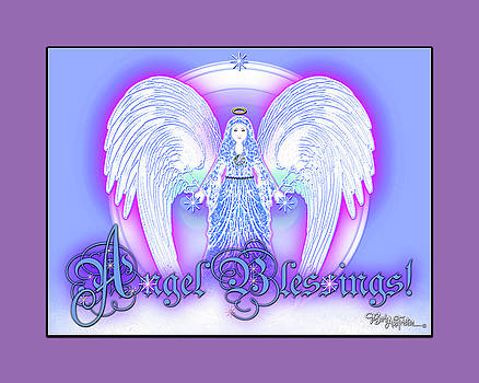 Angel Blessings #196 by Barbara Tristan