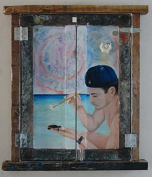 Angel Cares by Angel Ortiz