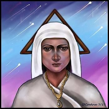 Spirit Healer from Spirit Realm by Carmen Cordova