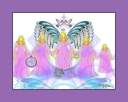 Angel Cousins #198 by Barbara Tristan