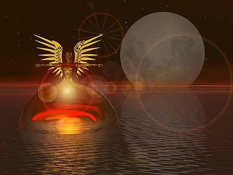 Angel by Darren Cannell