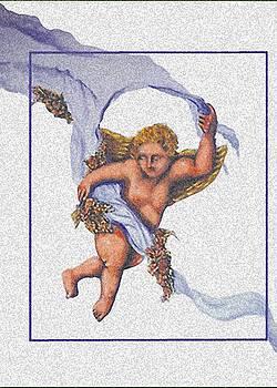 Thomas Lupari - angel fresco