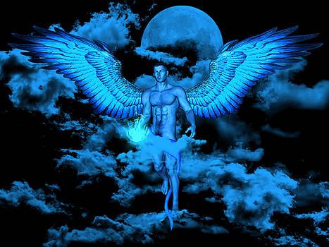 Angel Gabriel by Solomon Barroa