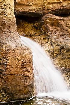 Angel Hair Water Fall by Bessie Reyes