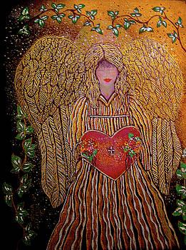 Angel Heart by Dede Shamel Davalos