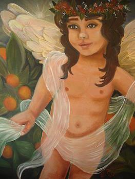 Angel Heather by Linda Mungerson