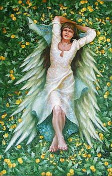 Angel in Love by Sergey Zinovjev