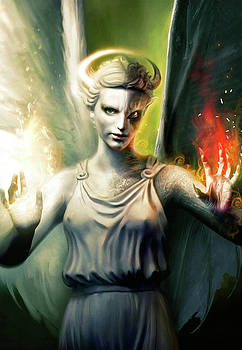 Angel by Joe Roberts