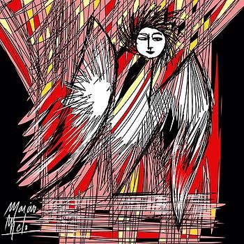 Angel by Marcio Melo