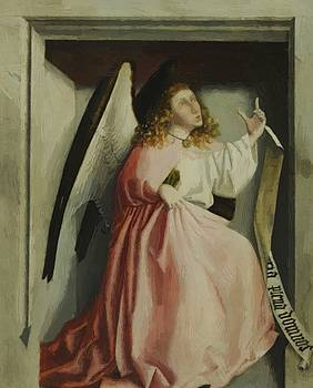 Witz Konrad - Angel Of Annunciation 1435