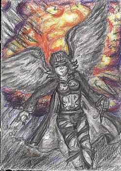 Angel of Death by Mahdi Thompson
