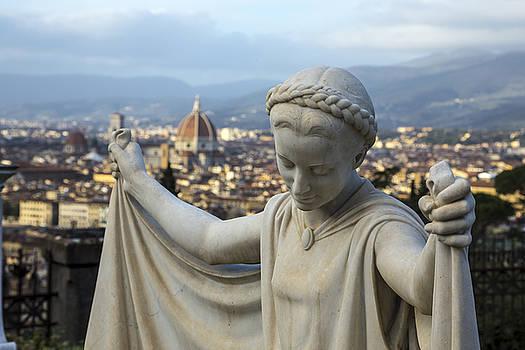 Angel of Firenze by Sonny Marcyan