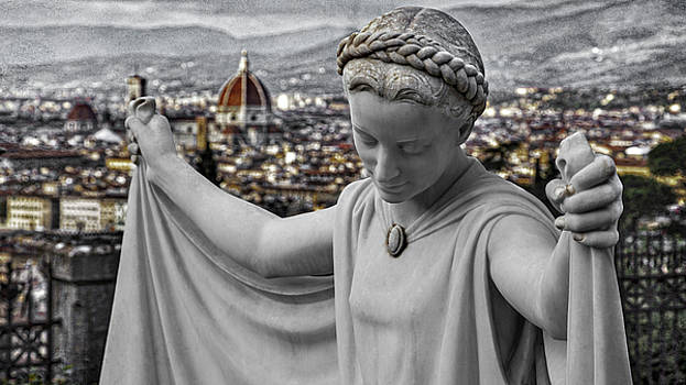 Angel of Florence by Sonny Marcyan