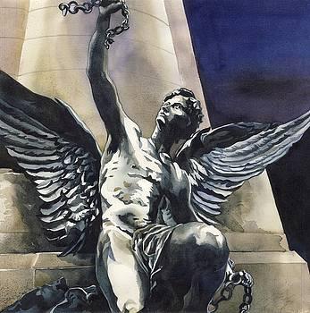 Alfred Ng - Angel of Peace