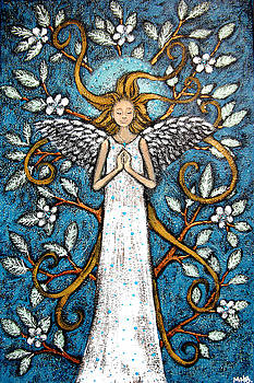 Angel of Peace by Margaret  Blanchett