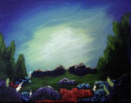 Angel on the Rocks by Dawn Blair