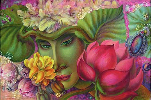 Angel or Flower by Una Lune