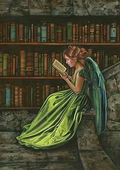 Angel Reading Library by Carol Heyer
