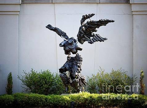 Maria Urso  - Angel Sculpture
