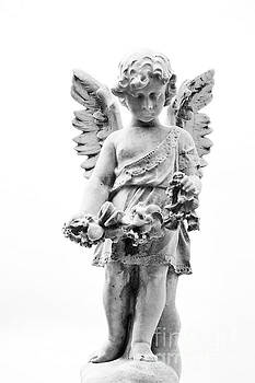 Angel Statue by Colin Cuthbert