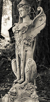 Angel Statue by Robert Brusca