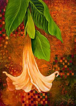 Angel Trumpet by Lynn Lawson Pajunen