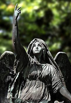 Angel by Vincent Marguerit