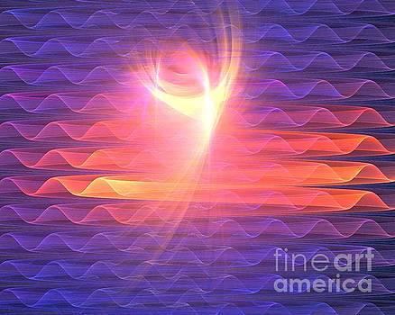 Angel Waves by Kim Sy Ok