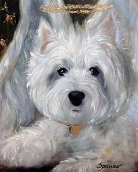 Mary Sparrow - Angel Westie